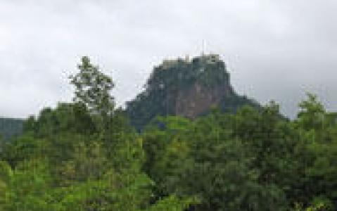 activity Excursion au Mont Popa