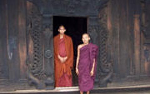 activity Nuit dans un monastère