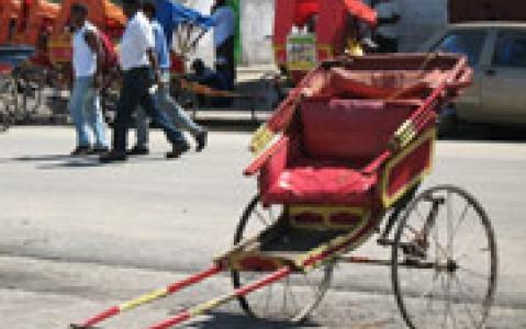 activity Antsirabe en pousse-pousse