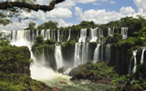 activity Les chutes d'Iguaçu