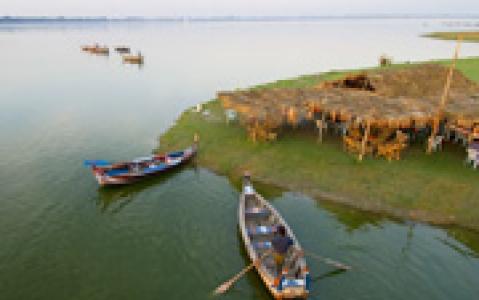 activity Croisière sur l'Irrawady