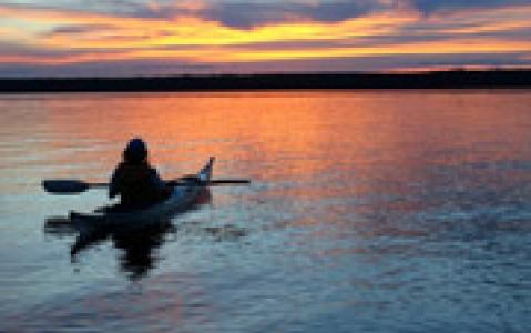 activity Kayak sur le lac Arenal