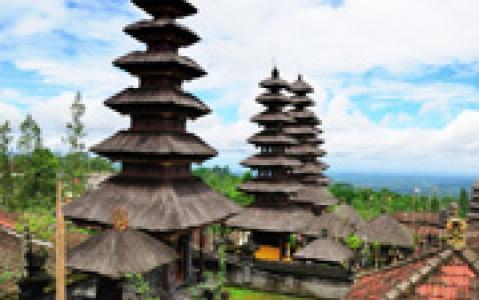 activity Les paysages du Mont Batur