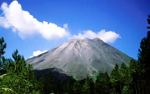 activity Randonnée au volcan Arenal