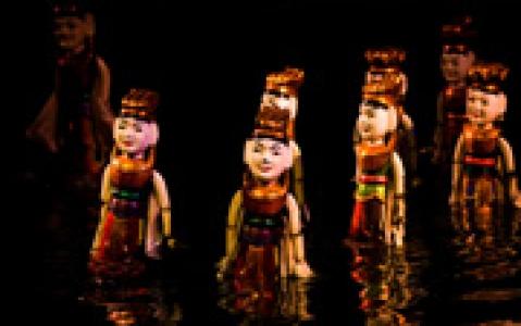 activity Spectacle de marionnettes sur l'eau à Hanoi