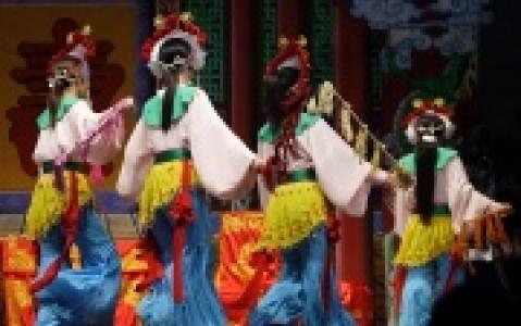 activity Opéra de Pékin ou spectacle de Kung-fu