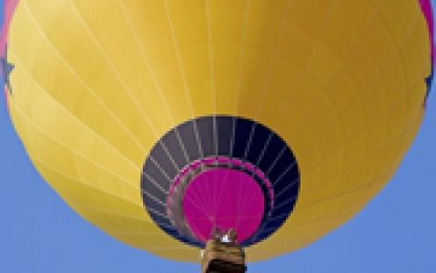 activity Survol de Québec en montgolfière