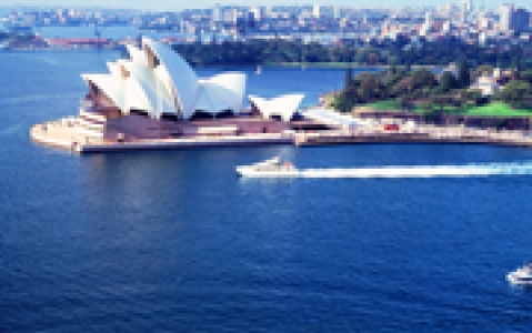 activity Visite guidée de Sydney avec déjeuner croisière dans la baie