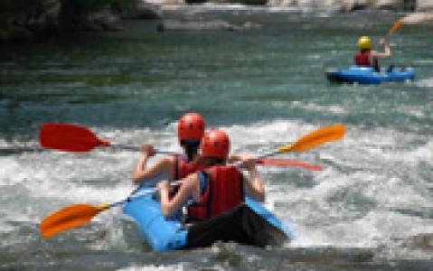 activity Journée rafting sur la Tully River