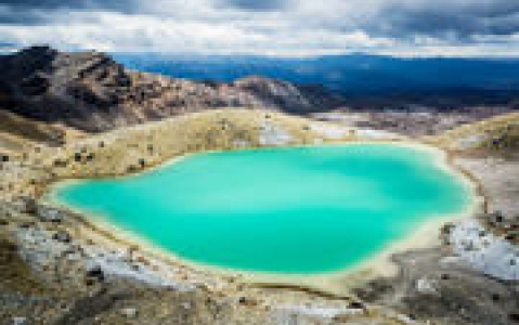activity Journée de randonnée entre lacs et volcans