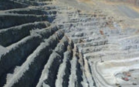 activity Mine de Chuquicatama