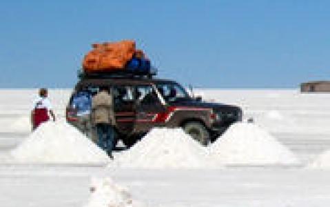 activity Safari à Uyuni