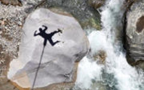 activity Saut à l'élastique sur la Route des cascades