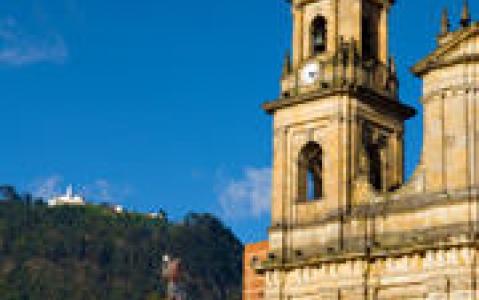 activity Visite de Bogota à vélo