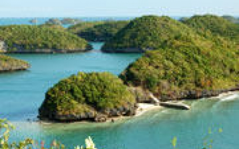 activity Croisière dans les îles des environs de Mactan