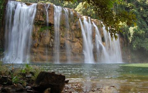 activity La cascade de Pagsanjan