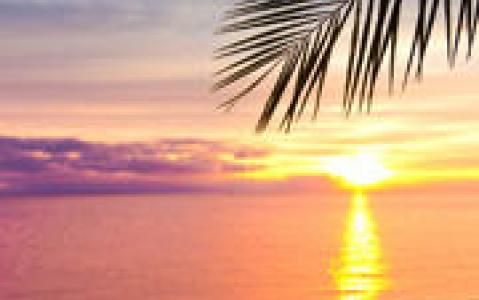 activity Croisière au coucher du soleil en pirogue à voile traditionelle