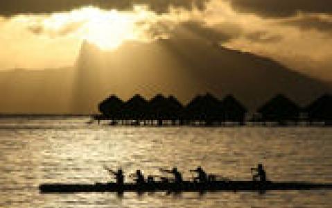 activity Croisière lagunaire au coucher de soleil