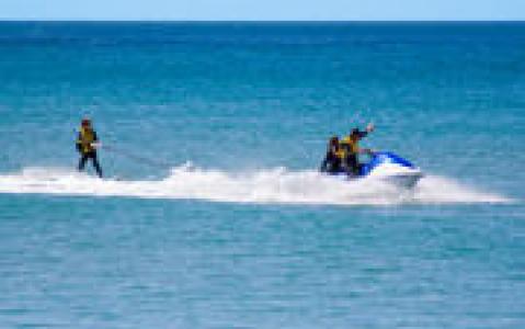 activity Tour guidé en Jet Ski Huahine