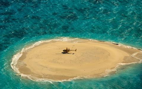 activity Découverte de Tahiti en hélicoptère