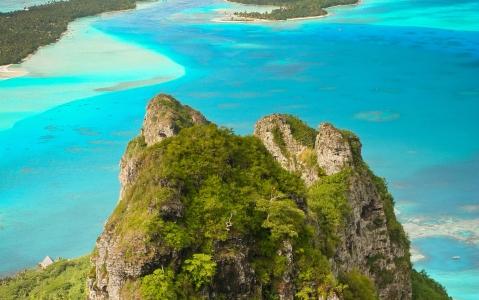 activity Randonnées à Bora Bora