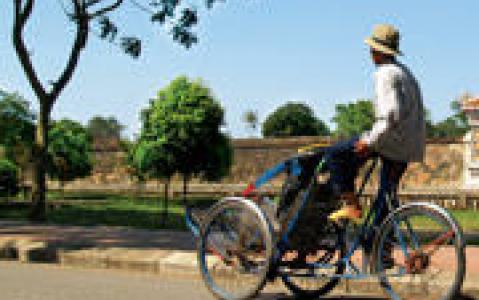 activity Balade en cyclo-pousse dans Chiang Mai