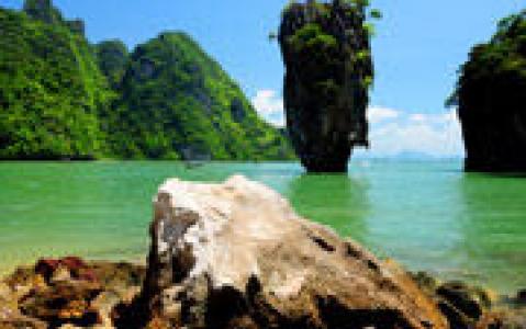 activity Croisière dans la baie de Phang Nga