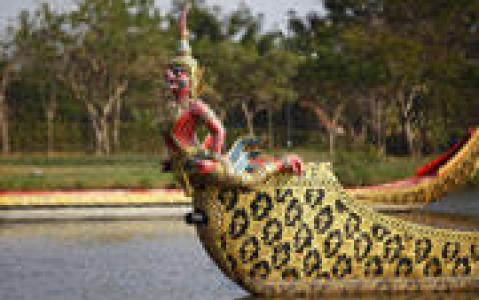 activity Croisière sur le Lac Khao Laem