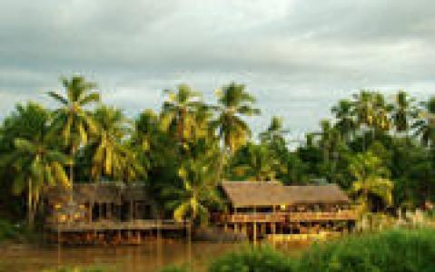 activity Croisière sur le Mékong d'Houey Xay à Pakbeng