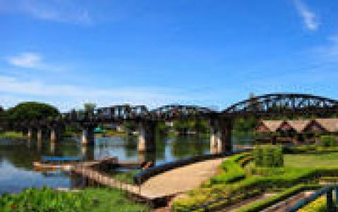 activity Croisière sur la Rivière Kwai