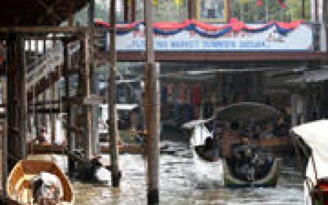 activity Croisière sur les Khlongs