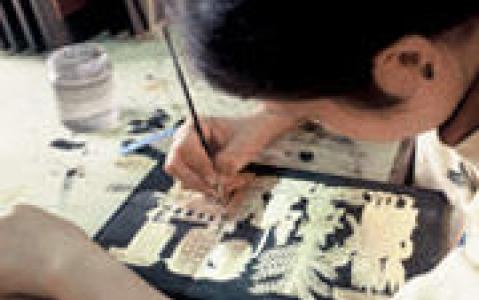 activity Rencontre avec l'association des artisans d'Angkor