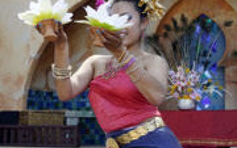 activity Spectacle de danses et chants montagnards