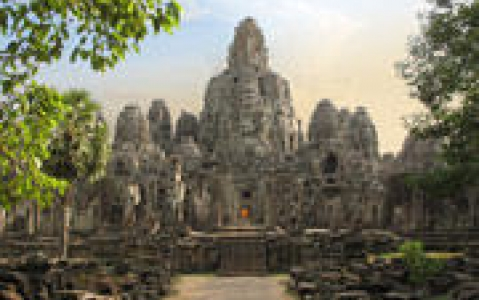 activity Survol en montgolfière des temples d'Angkor