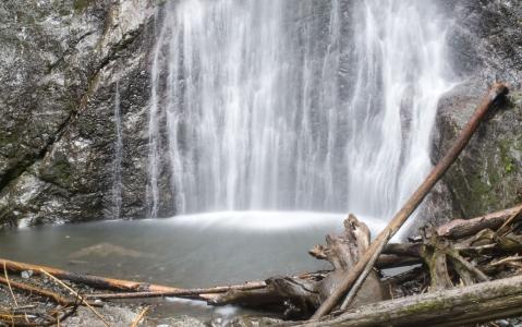 activity balade vers les chutes de Marymere