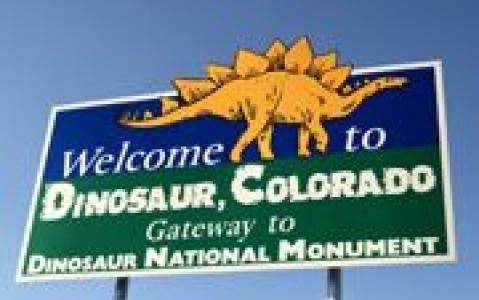 activity Dinosaur National Monument