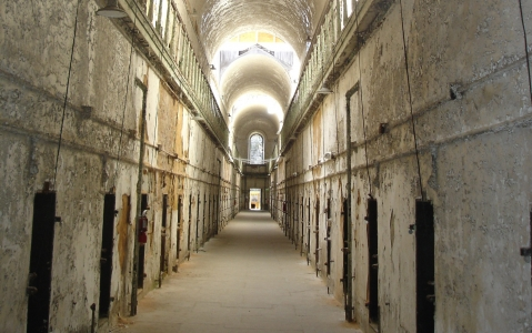 activity Eastern State Penitentiary