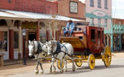 activity Excursion à Tombstone