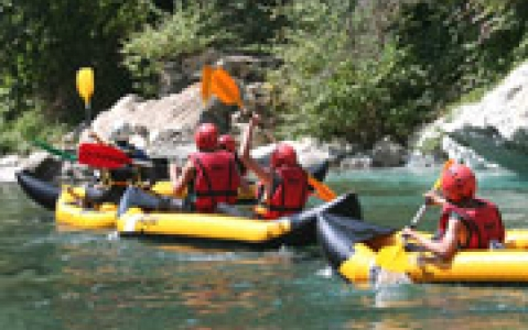 activity Faire du Rafting sur snake river