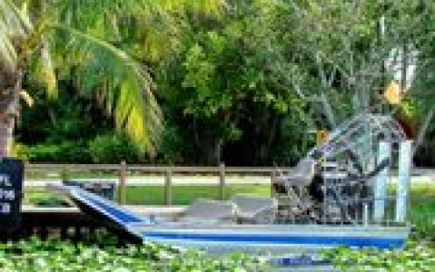 activity Parc National des Everglades