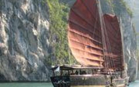 activity Croisière à bord du Navire Bassac