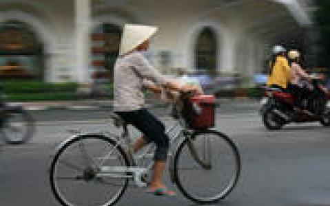 activity Exploration de l'ile de Khong à bicyclette