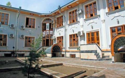 hotel Kamila - Samarcande