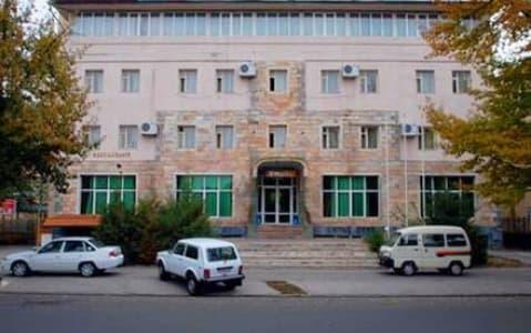hotel Malika Tachkent - Tachkent