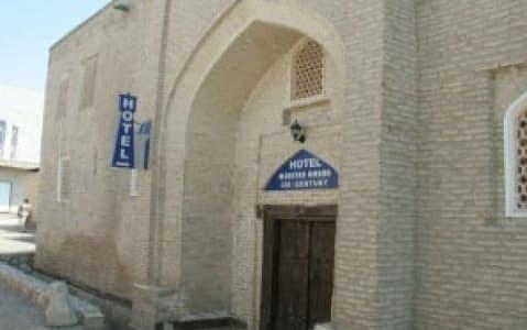 hotel Mekhtar Ambar - Boukhara