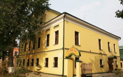 hotel Ousadba Plechanova - Rostov