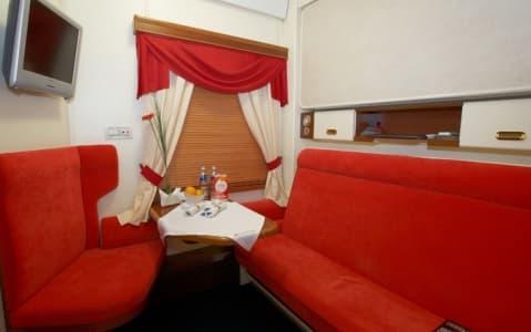 hotel Transsibérien
