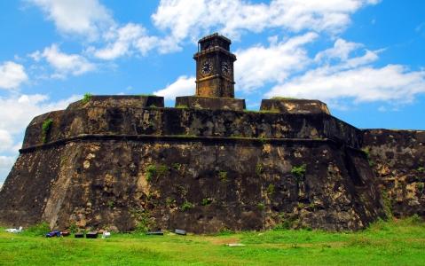 activity Visite de la forteresse de Galle