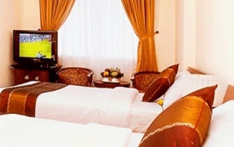 hotel Asian Ruby – Ho Chi Minh Ville (Saigon)
