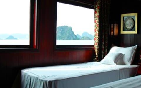 hotel Jonque Dragon Pearl - Halong